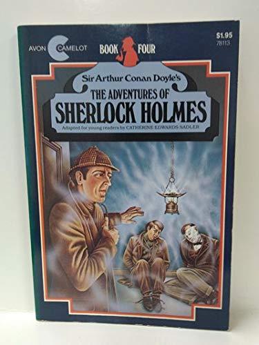 Sir Arthur Conan Doyle's the Adventures of Sherlock Holmes, Book Four (Bk. 4): Doyle, Arthur ...