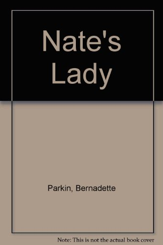 9780380782048: Nate's Lady