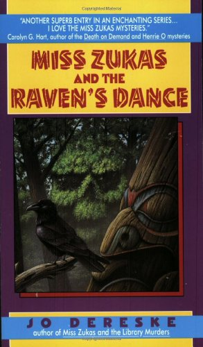 9780380782437: Miss Zukas and the Raven's Dance (I Love the Miss Zukas Mysteries)
