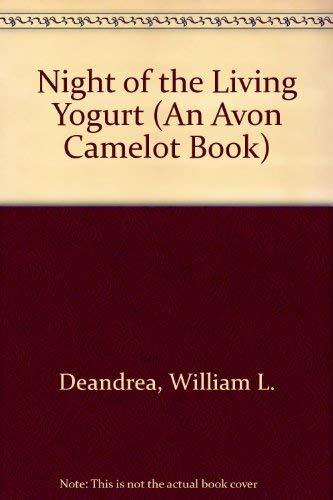 9780380783588: Night of the Living Yogurt (An Avon Camelot Book)