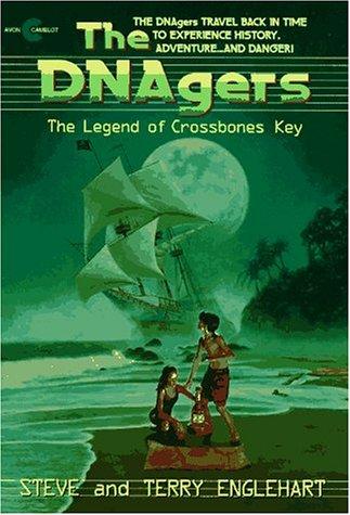 DNAgers: Cross-Bones Key (Avon Camelot Books): Englehart, S & T