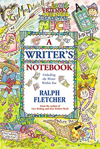 9780380784301: A Writer's Notebook: Unlocking the Writer Within You