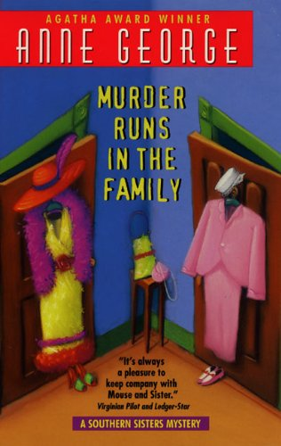 9780380784493: Murder Runs in the Family: A Southern Sisters Mystery