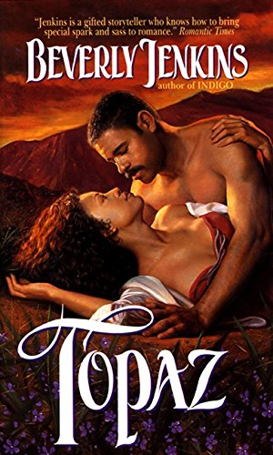 9780380786602: Topaz (Avon Historical Romance)