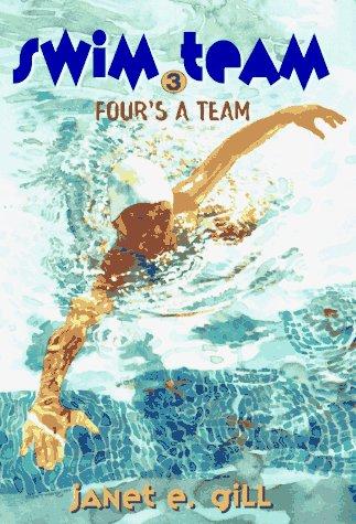 9780380786749: St 3: Four's a Team (SWIM TEAM)
