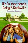 It's In Your Hands, Daisy P. Duckwitz (An Avon Camelot Book): Shannon, Jacqueline