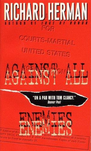 9780380787876: Against All Enemies