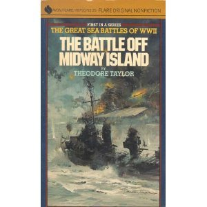 9780380787906: The Battle Off Midway Island (The Great Battles of World War II)