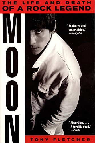 9780380788279: Moon: The Life and Death of a Rock Legend