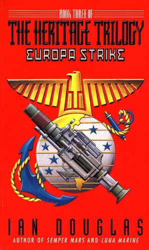 9780380788309: Europa Strike: Book Three of the Heritage Trilogy
