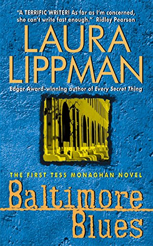 9780380788750: Baltimore Blues (Tess Monaghan Novel)