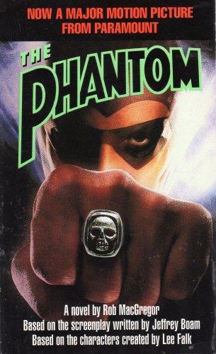 The Phantom: MacGregor, Rob; Boam, Jeffrey