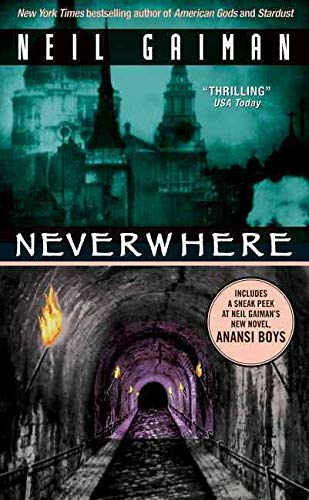 Neverwhere: Neil Gaiman