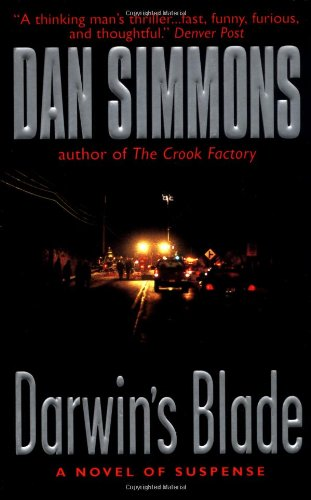 9780380789184: Darwin's Blade: A Novel of Suspense