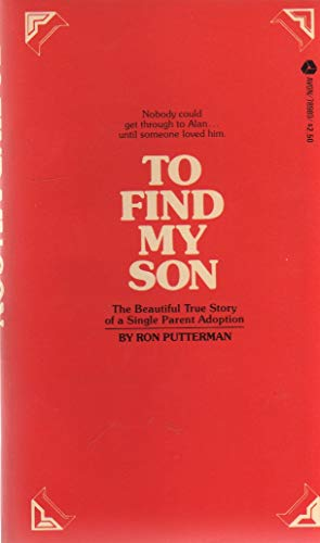 To Find My Son: Ron Putterman