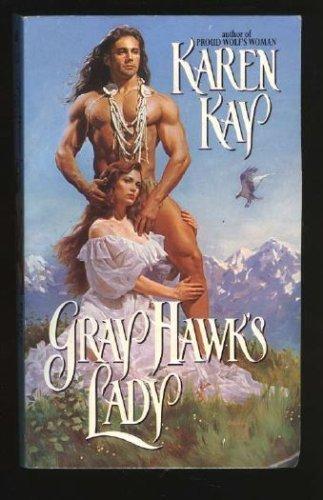 9780380789979: Gray Hawk's Lady