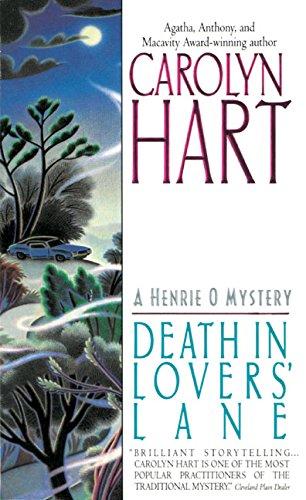 9780380790029: Death in Lovers' Lane (Henrie O)