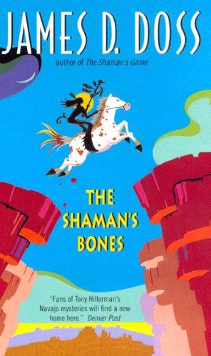 9780380790296: The Shaman's Bones (Shaman Mysteries)