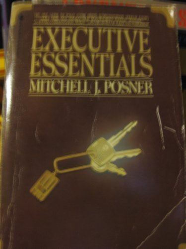9780380790791: Executive essentials: The one guide to what every rising businessperson should know