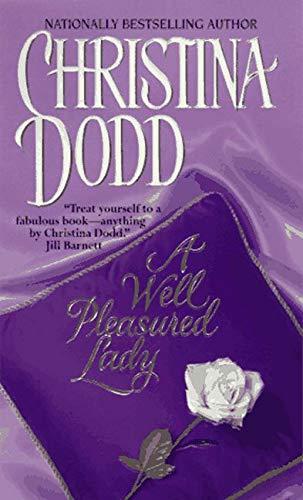 9780380790890: A Well Pleasured Lady: Well Pleasured #2 (Well Pleasured Series)