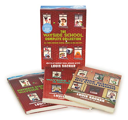 9780380791712: The Wayside School Collection Box Set