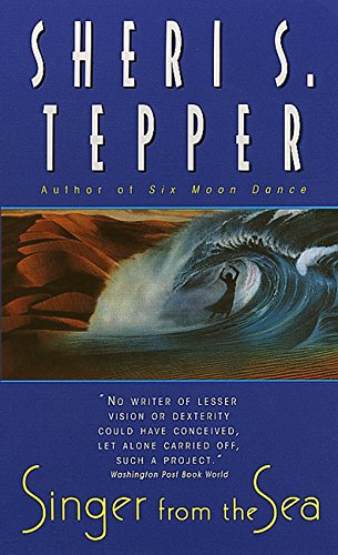 Singer from the Sea (0380791994) by Tepper, Sheri S.
