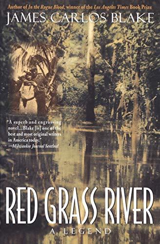 9780380792429: Red Grass River: A Legend