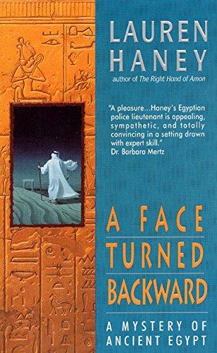A Face Turned Backward: A Mystery of: Haney, Lauren