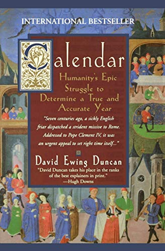 9780380793242: Calendar: Humanity's Epic Struggle to Determine a True and Accurate Year