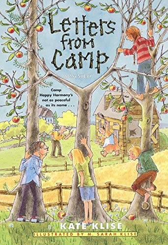 9780380793488: Letters from Camp
