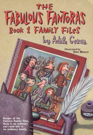 9780380793594: Family Files (Fabulous Fantoras Book One)