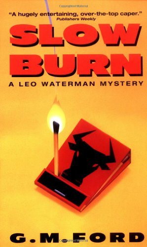 9780380793679: Slow Burn (Leo Waterman Mysteries)