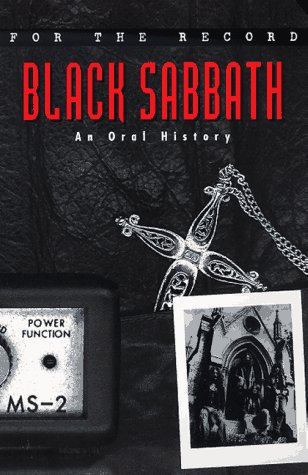 9780380793747: Black Sabbath: An Oral History