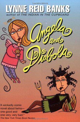 9780380794096: Angela and Diabola