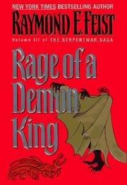 9780380794744: Rage of a Demon King (Serpentwar Saga)