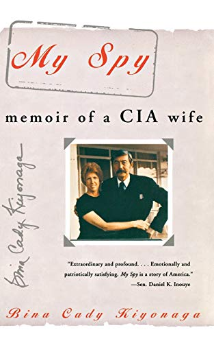 9780380794973: My Spy: Memoir of a CIA Wife