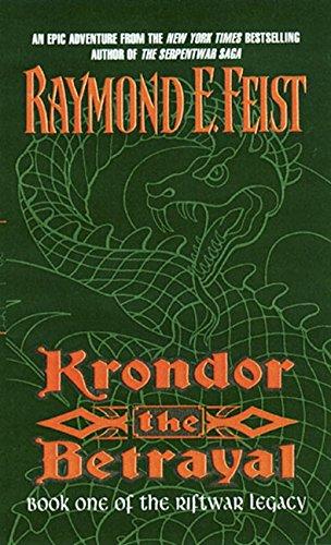 9780380795277: Krondor: the Betrayal (The Riftwar Legacy)