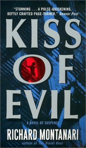 9780380795345: Kiss of Evil: A Novel of Suspense