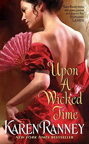 9780380795833: Upon a Wicked Time (An Avon Romantic Treasure)