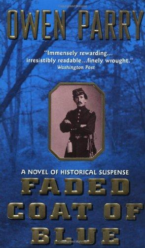 9780380797394: Faded Coat of Blue (Abel Jones Mysteries)