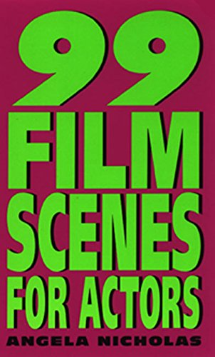 9780380798049: 99 Film Scenes for Actors