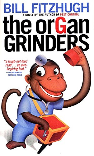 9780380798353: The Organ Grinders