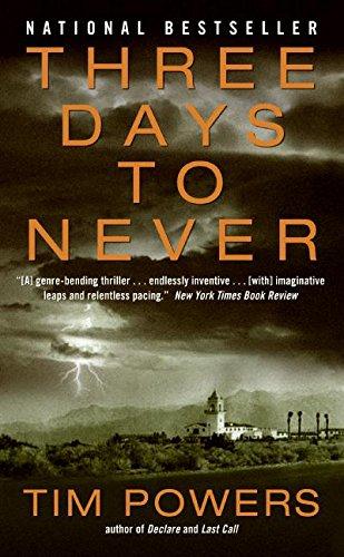 9780380798377: Three Days to Never