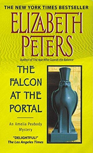 9780380798575: The Falcon at the Portal (Amelia Peabody, Book 11)