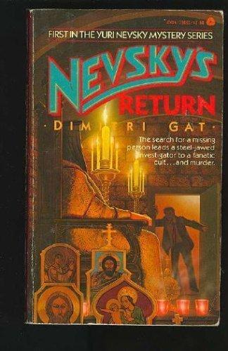 9780380798636: Nevsky's Return