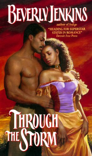 Through the Storm (0380798646) by Beverly Jenkins