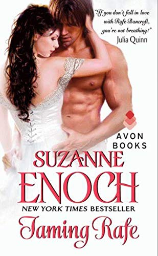 Taming Rafe (The Bancroft Brothers) (9780380798865) by Suzanne Enoch
