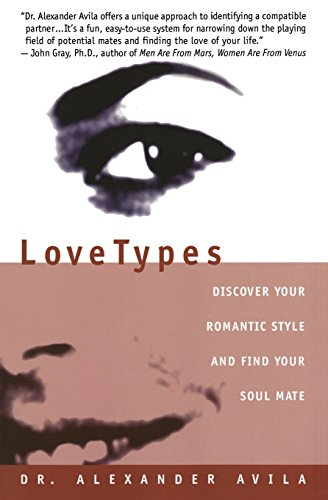9780380800148: Lovetypes: Discover Your Romantic Style And Find Your Soul Mate