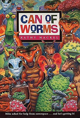 9780380800506: Can of Worms (An Avon Camelot Book)