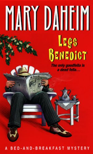 9780380800780: Legs Benedict:: A Bed-And-breakfast Mystery (Bed-and-Breakfast Mysteries)